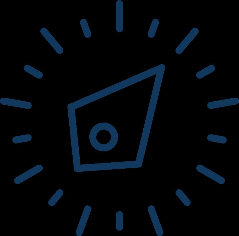KUBERNEO_Logo_boussolebleu